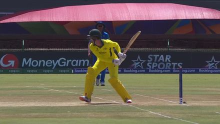 Nissan POTD: Kartik Tyagi's vicious yorker gets the better of Lachlan Hearne