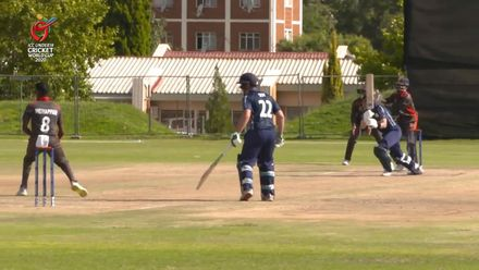 ICC U19 CWC: UAE v SCO – Highlights of Scotland's seven-wicket win