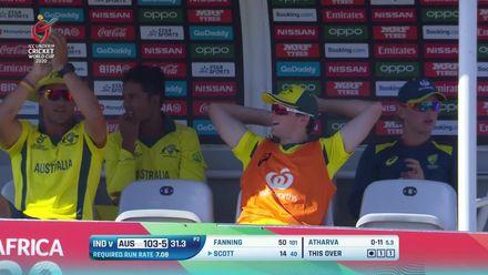 ICC U19 CWC: IND v AUS – Highlights of Australia's innings