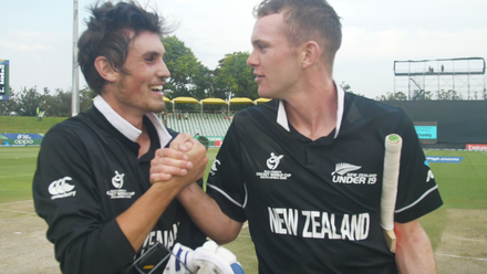 ICC U19 CWC: WI v NZ – New Zealand heroes walk off after thrilling win