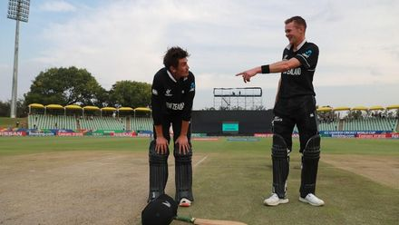 ICC U19 CWC: WI v NZ – Highlights of New Zealand's superb two-wicket win