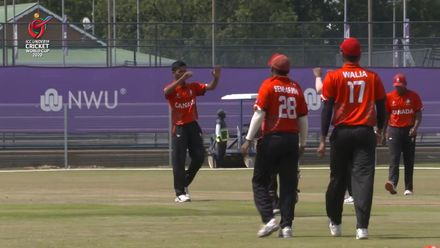 ICC U19 CWC: JPN v CAN – Akhil Kumar is POTM for his 6/46!