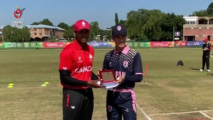 ICC U19 CWC: JPN v CAN – Japan win the toss, opt to bowl