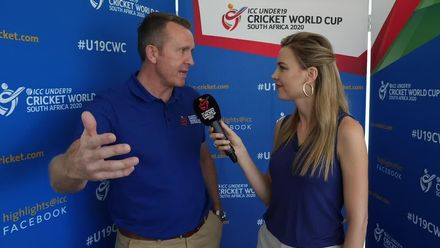 ICC U19 CWC: AFG v PAK – Dominic Cork on Pakistan's fast bowlers