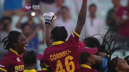 Women's T20WC Greatest Moments: West Indies claim maiden title