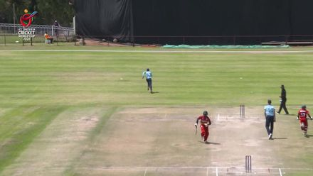 ICC U19 CWC: ENG v ZIM – Zimbabwe start rapidly before losing way