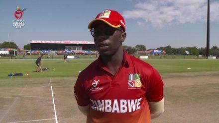 ICC U19 CWC: ENG v ZIM – England opt to bat after winning the toss