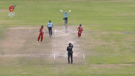 ICC U19 CWC: ENG v ZIM – Highlights of England's 76-run win