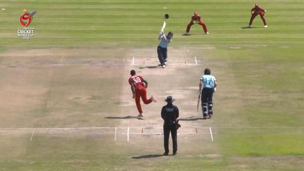 ICC U19 CWC: ENG v ZIM – Classy strokes from the England batsmen