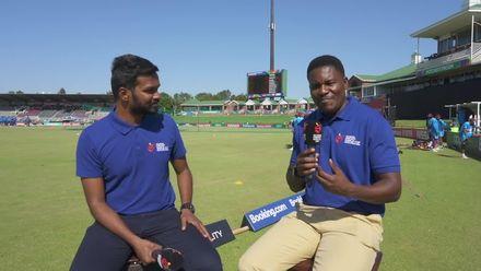 ICC U19 CWC: West Indies skipper an 'unperturbed, calm, collected guy' – Pommie Mbangwa