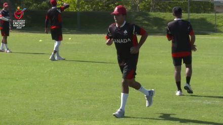 ICC U19 CWC: UAE v CAN –  Hope we go to bigger and better things from here, says Canada skipper