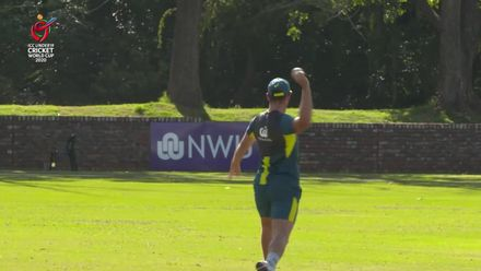 ICC U19 CWC: AUS v AFG – Harvey says approach won't change ahead of Afghanistan clash