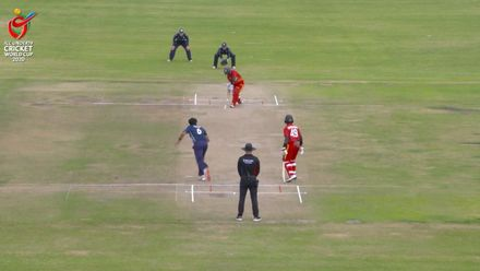 ICC U19 CWC: SCO v ZIM – Zimbabwe race to 62/1 at the end of the Powerplay