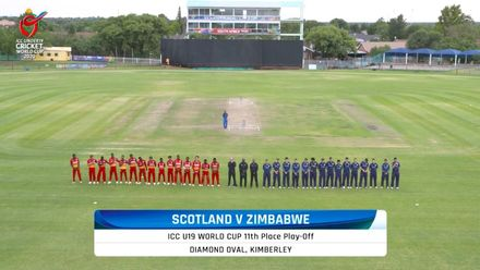 ICC U19 CWC: SCO v ZIM – Highlights of Zimbabwe's dominant win