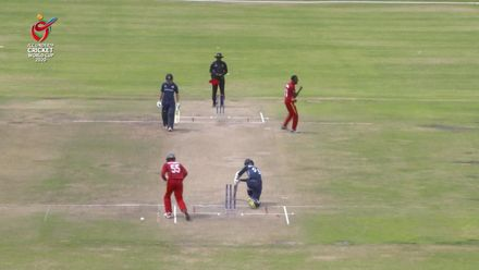 ICC U19 CWC: SCO v ZIM – Zimbabwe spinners make early inroads