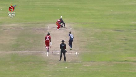 ICC U19 CWC: SCO v ZIM – Highlights of Marumani's 90