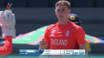 ICC U19 CWC: SL v ENG –Highlights of England's 152-run win