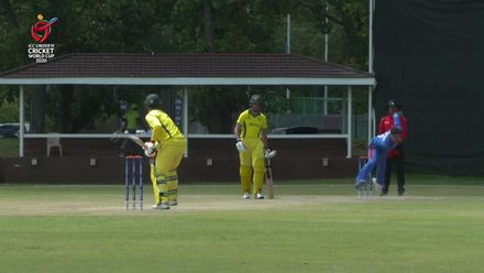 ICC U19 CWC: AUS v AFG – Highlights of Australia's epic last over win