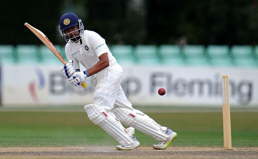 Prithvi Shaw enjoyed an extremely successful debut series against West Indies, scoring 237 runs in three innings