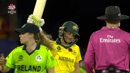 Women's T20WC Greatest Moments: Alyssa Healy slams 21-ball half-century