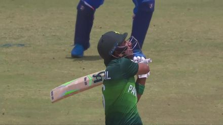 ICC U19 CWC: IND v PAK – Highlights of Sushant Mishra's 3/28