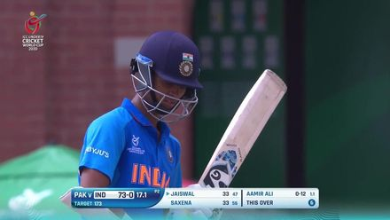ICC U19 CWC: IND v PAK – The highlights of the Indian innings