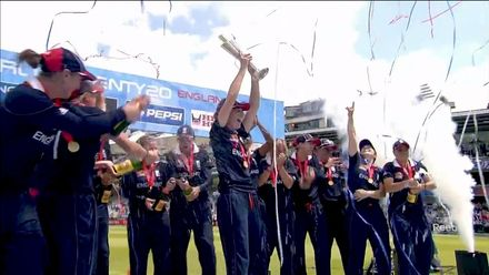 Women's T20WC Greatest Moments: England win inaugural edition