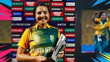 Women's T20WC Greatest Moments: Sune Luus returns 5/8 against Ireland