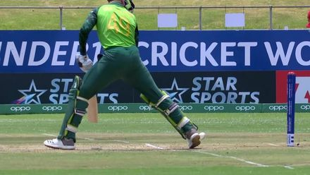 ICC U19 CWC: SA v AFG – Highlights of South Africa's innings