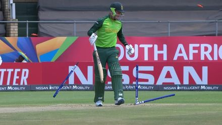 ICC U19 CWC: SA v AFG – Parsons chops on for six