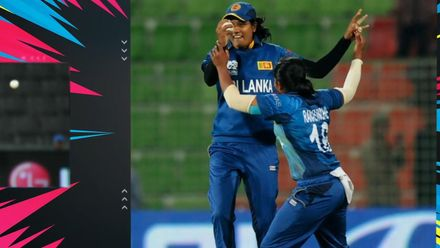 Women's T20WC Greatest Moments: Sri Lanka beat India by 22 runs