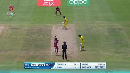 ICC U19 CWC: WI v AUS – Highlights of the 5th place play-off