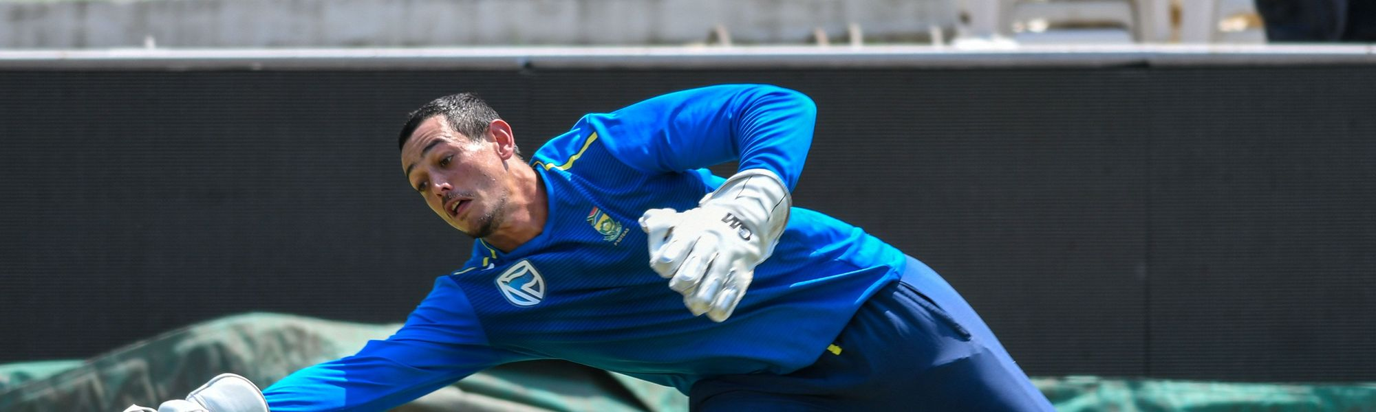 Quinton de Kock will lead the side in the T20Is, with Faf du Plessis rested