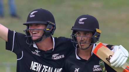 ICC U19 CWC: PAK v NZ – Match preview