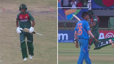 ICC U19 CWC: IND v BAN – The moment Bangladesh clinched their first U19 World Cup