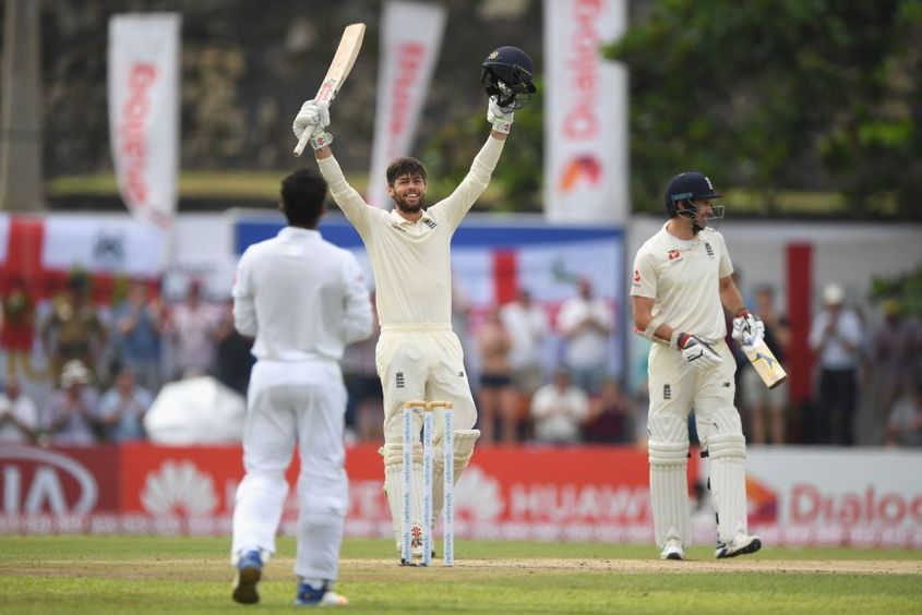 Ben Foakes was Player of the Series on England's last tour of Sri Lanka