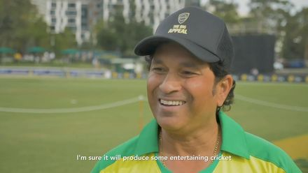 WATCH: Tendulkar on Indian women's team's impact