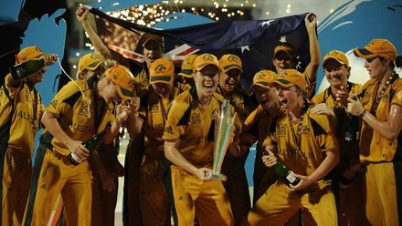 Women's T20WC Greatest Moments: Australia win maiden title