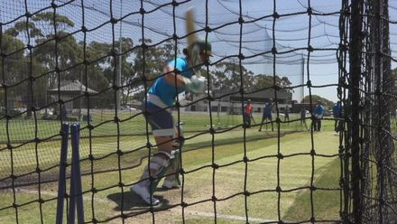 WT20WC: Laura Wolvaardt's preparation At the Nets