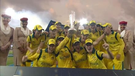 Women's T20WC Greatest Moments: Australia defend their title in 2012