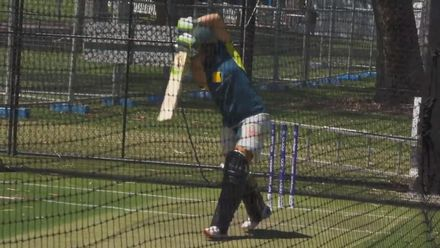 WT20WC: At the Nets with Alyssa Healy