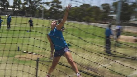 WT20WC: At the Nets with South African's Marizanne Kapp