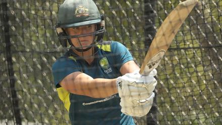 WT20WC: At The Nets with Ellyse Perry