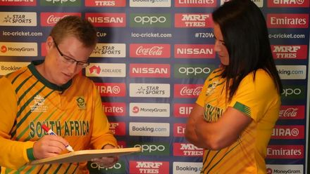 WT20WC: Crictionary with South Africa