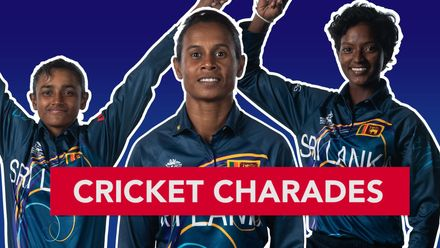 WT20WC: Cricket Charades with Sri Lanka