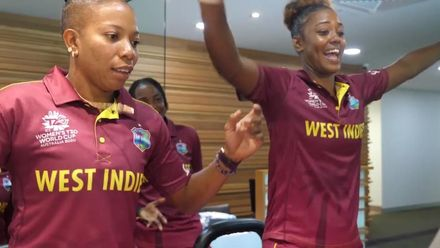 WT20WC: Dance Dance Revolution with West Indies