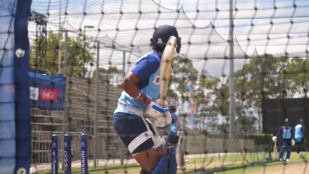 WT20WC: At the Nets with Harmanpreet Kaur