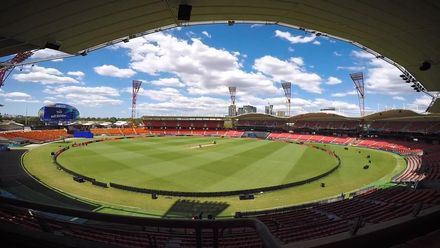 WT20WC: Sydney Showground set for World Cup debut
