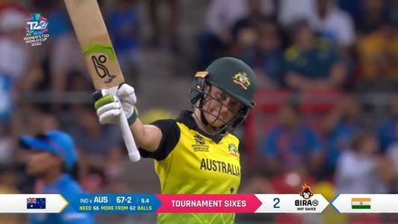WT20WC: Aus v Ind – Healy records first fifty of the tournament