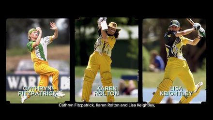 WT20WC: The 145-year history of Aus women's cricket